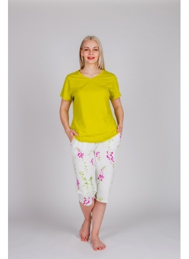 Hays Pijama Takım Yeşil